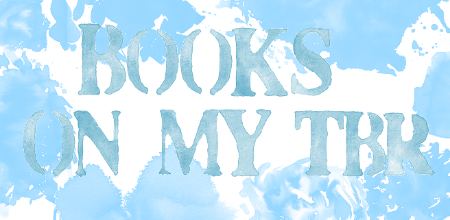 Books on my TBR